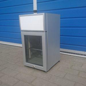 Mini lodówka, witrynka chłodnicza do napojów &#...